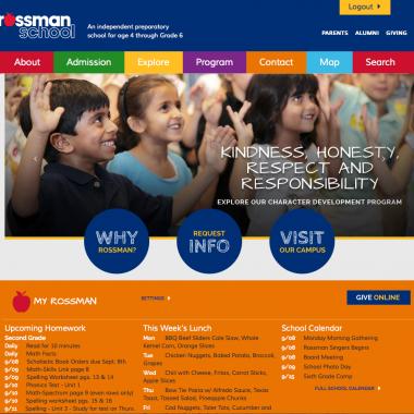 Affordable Websites For Schools
